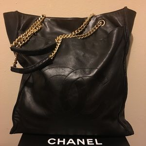 Chanel vintage bag authentic